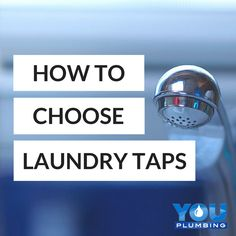 Plumbing Problems, Problem And Solution, Amazing Ideas, Taps, Laundry, Australia, Watch, Videos, Laundry Room