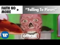 Faith No More - Falling To Pieces (Official Music Video) - YouTube