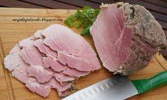 Swojskie jedzonko: Szyneczka gotowana-wyjątkowo krucha i soczysta