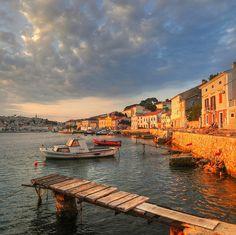 Early morning - Mali Losinj, Croatia. Photo by: Antonio Rino Gastaldi.