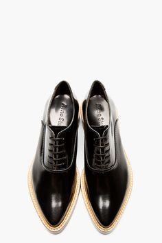 Acne Studios for Women Collection Sock Shoes, Men's Shoes, Shoe Boots, Dress Shoes, Oxfords, Loafers, Derby, Acne Studios, Inspiration Mode
