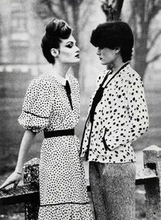 """""""A Travers Paris"""", L'Officiel France, 1980"""