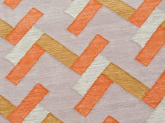 Loving this rug pattern. It's soft and feminine but modernist at the same time.