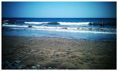 Otra tarde de playa...