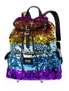 Never lose your backpack! Limited Edition Bling Backpack - Victorias Secret PINK - Victoria's Secret