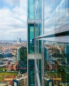 Dal 39 piano della Regione Lo scatto di Sara Mohamed #milanodavedere Milano da Vedere