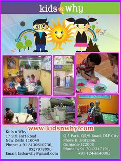Top Pre Nursery School in Delhi for your kid: