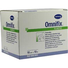 OMNIFIX elastic 10 cmx10 m Rolle:   Packungsinhalt: 1 St Pflaster PZN: 05529998 Hersteller: Bios Medical Services GmbH Preis: 20,44 EUR…