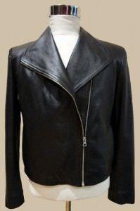 Bettina Rizzi women's leather jacket
