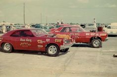 Don and Roy Gay GTOs pre-funny cars