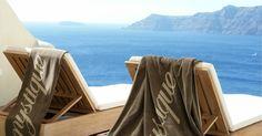 Travel Tuesday: Honeymoon at the Mystique Resort, Santorini | Southern New England Weddings | mystique.gr