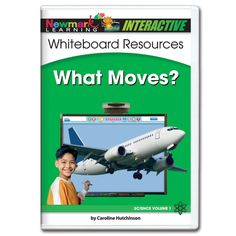 Science Interactive: What Moves? Interactive Whiteboard CD-ROM