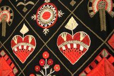 Tuulan kasityot 068a (Medium) Swedish Embroidery, My Heritage, Scandinavian, Needlework, Diy And Crafts, Textiles, Medium, Crochet, Cards