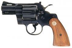 "Colt Python Snub Nose with 2.5"" barrel - .357 Magnum"