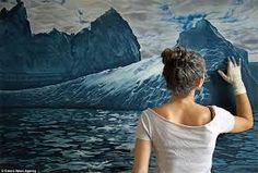 finger painting artwork - Google Search