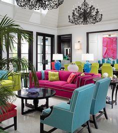 24 Wonderful Living Room Ideas