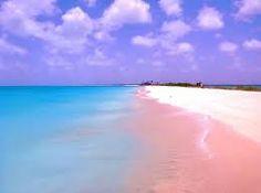 Jamaica pink sand beach<3   My Dream Honeymoon...