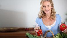 Wechseljahre: Ernährung lindert Beschwerden