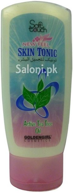 SOFT TOUCH NEW FEEL SKIN TONIC 250 ML Saloni™ Health