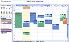Google Calendar - The solution to keeping track of a busy family's schedule is free, and works on every tablet or computer there is.