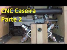 CNC Caseira Parte 2 . Arduino - Cnc Shield V3 - Driver A4988