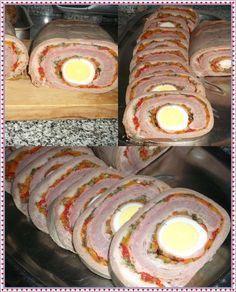Cocina – Recetas y Consejos Meatloaf Recipes, Meat Recipes, Cooking Recipes, Healthy Recipes, Argentine Recipes, Argentina Food, Colombian Food, Tasty, Yummy Food
