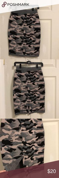Midi knit skirt 💕 Skirts Midi