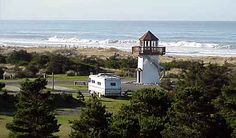 Ireland's Ocean RV Park Welcomes You!    On the Southwestern Oregon Coast Just a hundred steps from the Beach.  The only RV Park in Gold Beach that is on the Ocean.