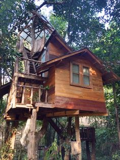 Jackfruit House - Rabaeng Pasak Treehouse Resort in Chiang Mai, Thailand