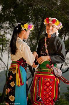 Puyuma 卑南族 Aboriginal Tribe, Taiwan Indigenous Peoples Culture Park, Sandimen, Pingtung County, Taiwan