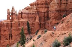 Once Upon a Time Where the Castles Rise. (Bryce Canyon National Park)