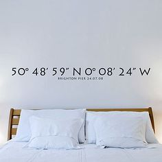 http://www.notonthehighstreet.com/oakdenedesigns/product/personalised-coordinates-vinyl-wall-sticker