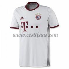 Bayern Munich Fotbalové Dresy 2016-17 3rd dres