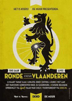 Tour of Flanders & @hetiskoers