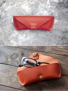 leather glasses case | Duram Factory