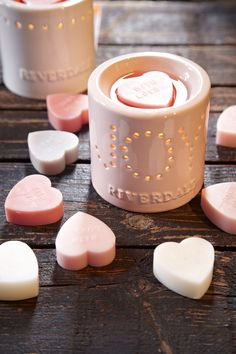 JOY as Riverdale scented wax hearts