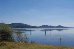 Trasimeno lake. Umbria