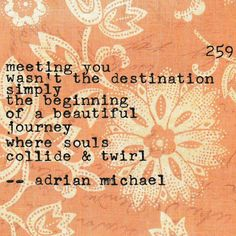 Blinking Cursor Series No. 259 #adrianmichael #typewriter #poetry