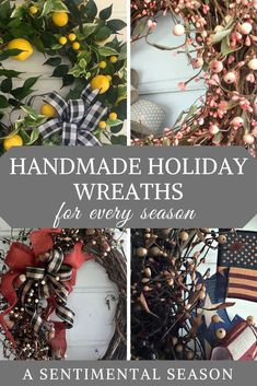 Whether you are looking for Christmas wreaths or Halloween wreaths for Fall, these front door beauties offer perfect options for any season. Handmade and packaged with care. Halloween Wreaths, Holiday Wreaths, Holiday Decor, Christmas Holiday, Halloween Decorations, Christmas Decor, Farmhouse Light Fixtures, Farmhouse Lighting, Vintage Farmhouse