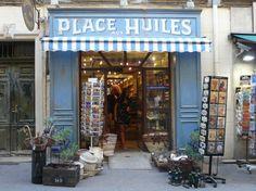 Place Huiles Aux