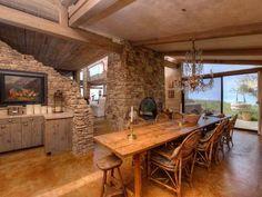 Breathtaking Italian farmhouse on the Big Sur Coastline