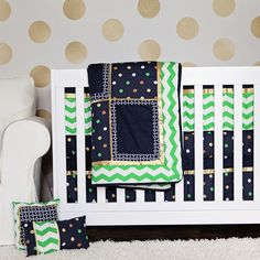 You'll love the 10 Piece Crib Bedding Set at Wayfair - Great Deals on all Baby & Kids  products with Free Shipping on most stuff, even the big stuff.