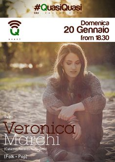 #Q_events - Veronica Marchi - 20 Gennaio 2013