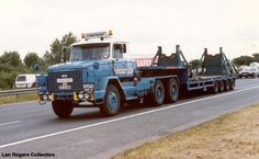 Scammell S24 Heavy Duty Trucks, Classic Trucks, Old Trucks, Buses, Rigs, Trailers, Britain, History, Vehicles