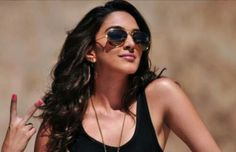 This HD wallpaper is about Kiara Advani Fugly women's black tank top, Movies, Bollywood Movies, Original wallpaper dimensions is file size is Beautiful Bollywood Actress, Beautiful Actresses, Beautiful Celebrities, Hot Actresses, Indian Actresses, Kaira Advani, Kiara Advani Hot, Bollywood Celebrities, Movies Bollywood