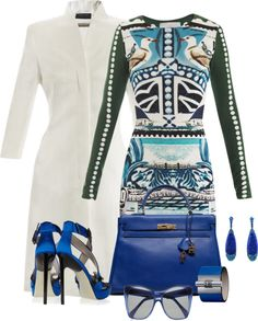 """Untitled #1663"" by lisa-holt ❤ liked on Polyvore"