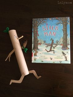 Welcome back to the Virtual Book Club for kids! This month's book crafts for kids are inspired by Julia Donaldson books. I chose Stick Man, which my kids have just loved! I wanted to mention that I do include affiliate links in this post, which means that if you buys something via these links my …