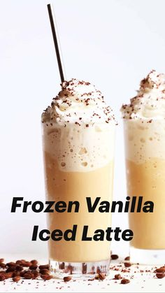 Coffee Drink Recipes, Starbucks Recipes, Starbucks Drinks, Yummy Drinks, Delicious Desserts, Dessert Recipes, Yummy Food, Healthy Smoothies, Healthy Drinks