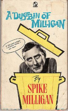 A Dustbin of Milligan by Spike Milligan, 1965 paperback