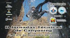 II Jornadas Técnicas de Canyoning (7, 8 y 9 noviem...